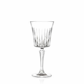 RCR COMBO-3122 Timeless Crystal Glassware Wine Glasses and Water Juice Cocktail Jug, 23 CL / 1.2 Litre Thumbnail 5