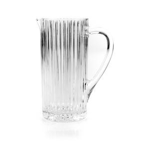 RCR COMBO-3123 Timeless Crystal Glassware Short Whisky Tumblers, Mixing Glass and Cocktail Jug, 8 Piece Set Thumbnail 8