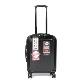 """Constellation Mosaic Effect ABS Hard Shell Suitcase, 28"""", Black Thumbnail 3"""