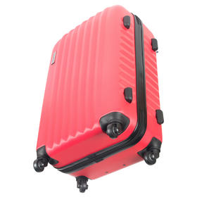 Constellation LG00404PINKSDMIL Eclipse ABS Hard Shell Suitcase Set, 20?, 24? & 28?, Pink Thumbnail 5