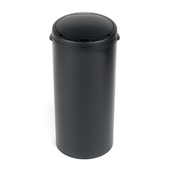 Beldray Round Sensor Bin, 40 Litre, Black Thumbnail 2