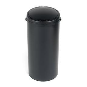 Beldray BW07022GP Round Sensor Bin, 40 Litre, Black Thumbnail 2