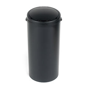 Beldray BW07023GP Round Sensor Bin, 50 Litre, Black Thumbnail 10
