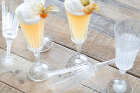 RCR 25874020006 Timeless Crystal Glassware Timeless Champagne Flutes Glasses, Set of 6 Thumbnail 5