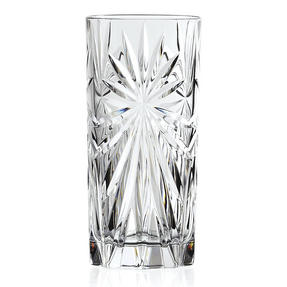 RCR COMBO-2065 Oasis Crystal Set of 6 Whisky Tumblers and Set of 6 Hi-Ball Glasses Thumbnail 7