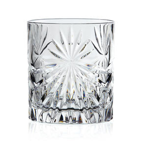 RCR COMBO-2065 Oasis Crystal Set of 6 Whisky Tumblers and Set of 6 Hi-Ball Glasses Thumbnail 8