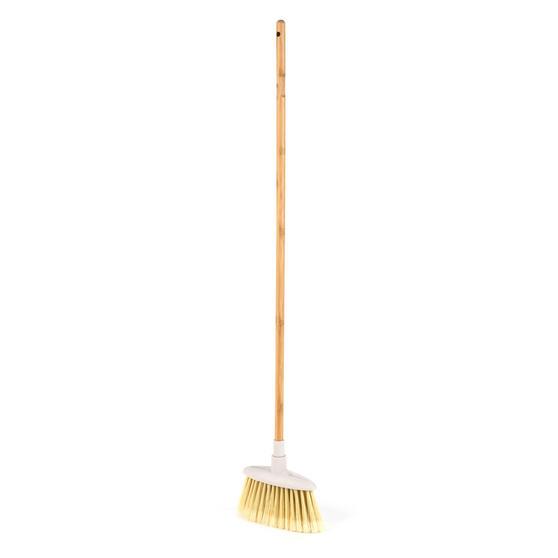 Beldray Long Handled Dustpan and Brush Set, Bamboo Thumbnail 7