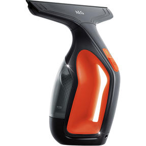 AEG WX760C Rechargeable Window Vacuum Cleaner, Clementine