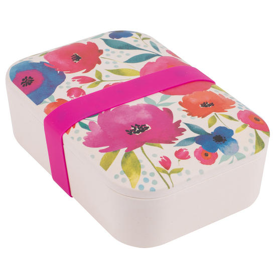 Cambridge Posy Bamboo Eco Lunch Box
