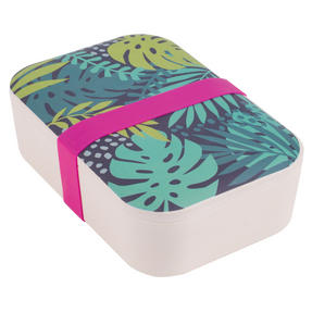 Cambridge CM06268 Lunch Goals Bamboo Eco Lunch Box Thumbnail 1