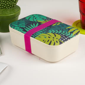 Cambridge CM06268 Lunch Goals Bamboo Eco Lunch Box Thumbnail 7