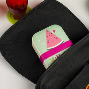 Cambridge CM06270 One in a Melon Reusable On-The-Go Lunch Box Thumbnail 8