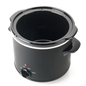 Salter EK2842 Chalkboard Slow Cooker with 6pcs of Chalk Included, 3.5 L, Black Thumbnail 4