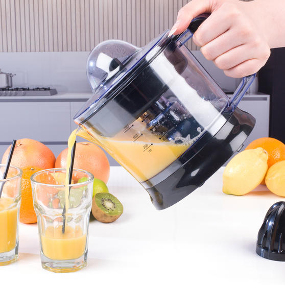 Beldray EK3071BAZ Motorised Citrus Juicer with Pulp Filter Thumbnail 5