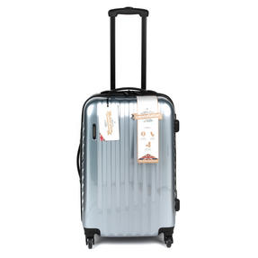 "Constellation Athena ABS Hard Shell Suitcase, 24"", Silver Thumbnail 1"