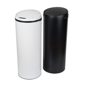 Russell Hobbs BW07127WMOB Round Sensor Bin, 50 Litre, White Thumbnail 9