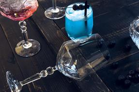 RCR COMBO-2223 Alkemist Crystal Cocktail and Short Tumbler Glasses Set, 12 Piece Thumbnail 6