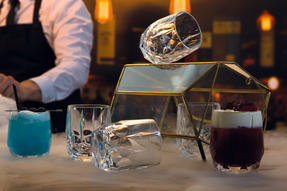 RCR COMBO-2223 Alkemist Crystal Cocktail and Short Tumbler Glasses Set, 12 Piece Thumbnail 7