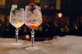 RCR COMBO-2223 Alkemist Crystal Cocktail and Short Tumbler Glasses Set, 12 Piece Thumbnail 8