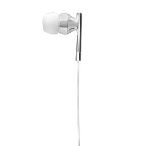 Intempo COMBO-3189 Metallic Look Bluetooth Earphones with 2200mAh Power Bank, Silver / White Thumbnail 7