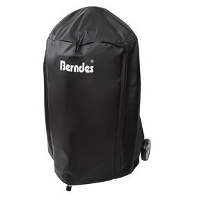Berndes COMBO-3192 Portable Charcoal Barbeque Grill with Waterproof BBQ Grill Cover Thumbnail 6