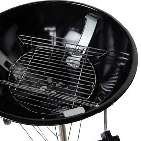 Berndes P501960 BBQ Charcoal Grill, Stainless Steel, 55x54x102 cm Thumbnail 5