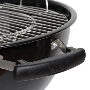 Berndes P501960 BBQ Charcoal Grill, Stainless Steel, 55x54x102 cm Thumbnail 6