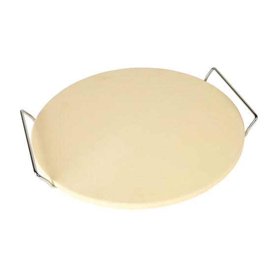 Berndes P502028 BBQ Pizza Stone with Rack