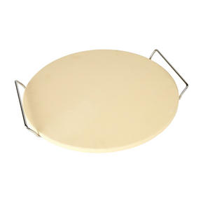 Berndes P502028 BBQ Pizza Stone with Rack Thumbnail 1