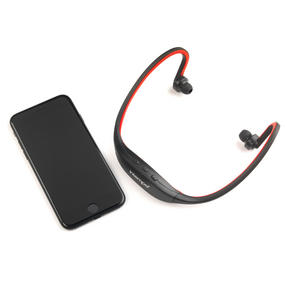 Intempo EE1784RBSTKEU Bluetooth Running/Exercise Headphones and Phone Strap Thumbnail 2