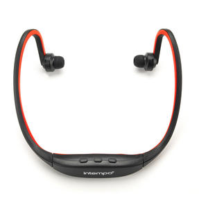 Intempo EE1784RBSTKEU Bluetooth Running/Exercise Headphones and Phone Strap Thumbnail 5