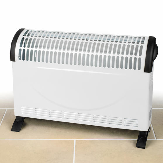 Beldray Electric Convector Heater Portable Radiator, 2000W Thumbnail 2