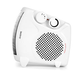 Beldray EH0569SSTK Flat Fan Heater, 1000/2000 W Settings, White Thumbnail 5