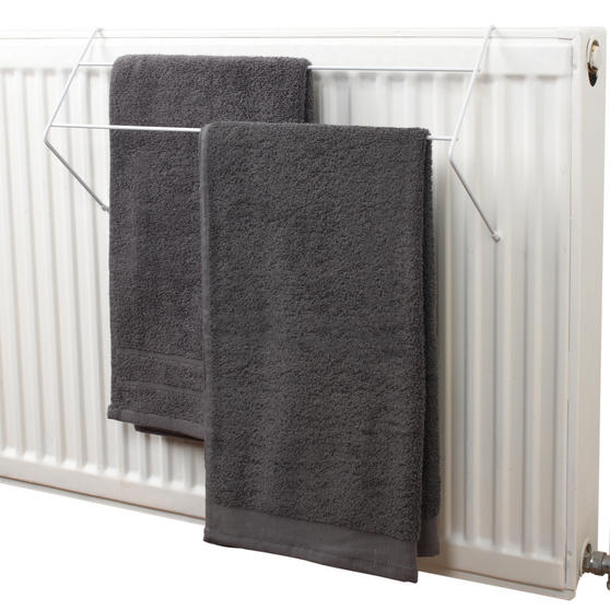 Beldray Radiator Clothes Drying Airer, Pack Of 3, 3 Metres Drying Space