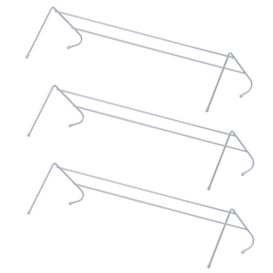 Beldray Radiator Clothes Drying Airer, Pack Of 3, 3 Metres Drying Space Thumbnail 6