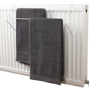 Beldray LA042255 Radiator Clothes Drying Airer, Pack Of 3, 3 Metres Drying Space