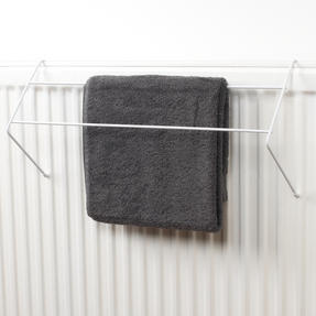 Beldray LA042255 Radiator Clothes Drying Airer, Pack Of 3, 3 Metres Drying Space Thumbnail 5