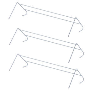 Beldray LA042255 Radiator Clothes Drying Airer, Pack Of 3, 3 Metres Drying Space Thumbnail 6