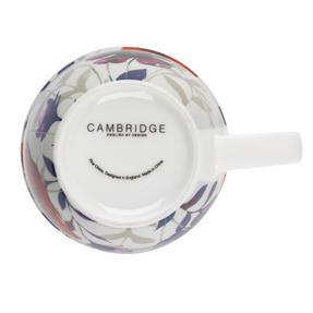 Cambridge CM057161 Oxford Red Poppy Fine China Mug, Set of Four Thumbnail 5
