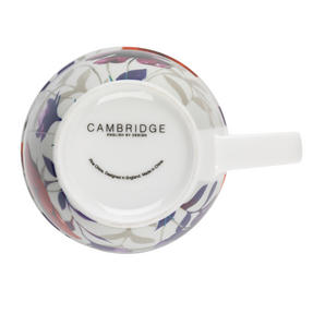 Cambridge CM057161 Oxford Red Poppy Fine China Mug, Set of Six Thumbnail 5