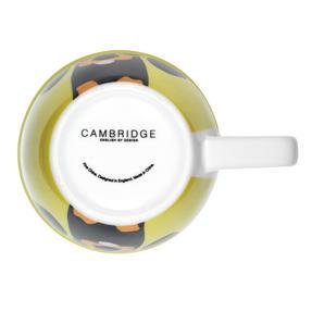 Cambridge CM057081 Oxford Puppy Pal Daschund Fine China Mug, Set of Two Thumbnail 2