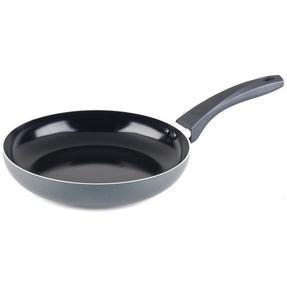 Russell Hobbs COMBO-2101 Set of 2 Ceramic Non Stick Frying Pan Set, 20 / 24 CM, Grey Thumbnail 2