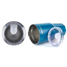 Progress COMBO-3207 Blue Dipped Thermal Tumbler and Grey Thermal Tumbler with Lid, 550ml Thumbnail 5