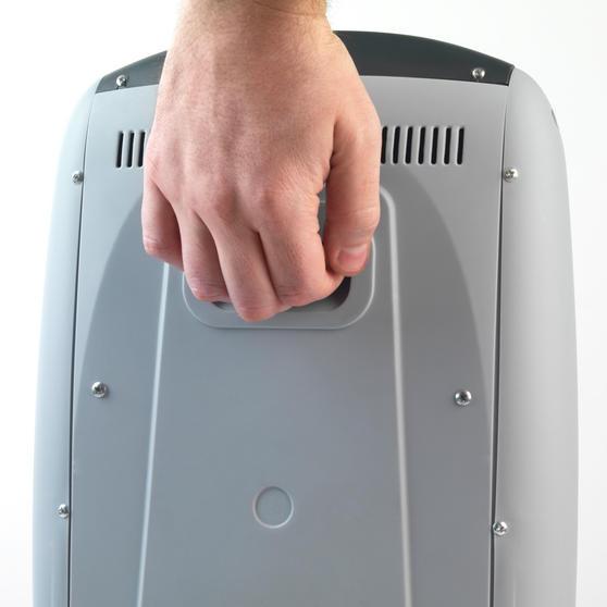 Beldray Portable Halogen Heater, 1200 W, Grey Main Image 4