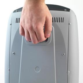 Beldray EH0197S2STK Portable Halogen Heater, 1200 W, Grey Thumbnail 4
