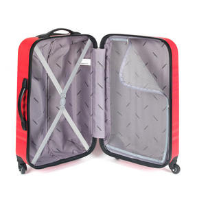 "Constellation Eclipse 4 Wheel Suitcase, 24"", Pink Thumbnail 3"