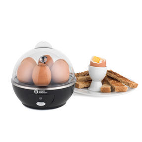 Weight Watchers EK3008WW Electric Boiled Poached Egg Cooker, 360 W Thumbnail 1