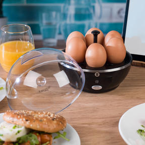 Weight Watchers EK3008WW Electric Boiled Poached Egg Cooker, 360 W Thumbnail 3