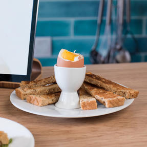 Weight Watchers EK3008WW Electric Boiled Poached Egg Cooker, 360 W Thumbnail 4