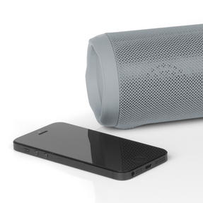Intempo EE2679GRYSTKEU Bluetooth Party Speaker with Enhanced Bass, Grey, 10 W Thumbnail 3